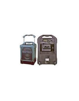 Sono Portable MIPRO 250w (CD/USB/HF)