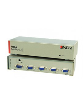 Distributeur VGA 4 sorties Lindy