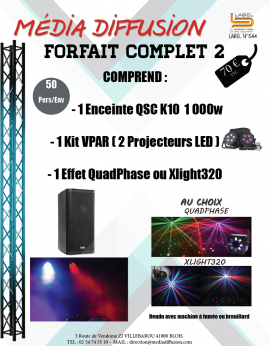 Forfait Complet 2